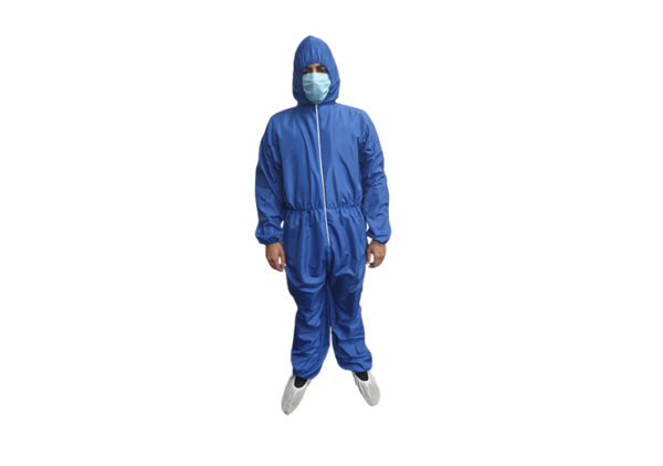 re-usable coverall