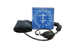 aneroid blood pressure meter