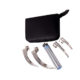 4 blade laryngoscope set