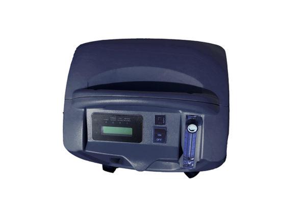 Oxypure oxygen concentrator