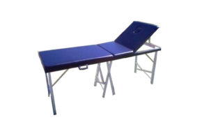 Portable exam couch