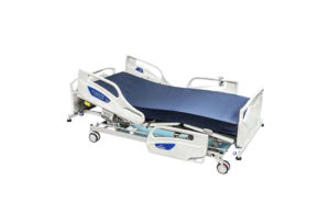 icu bed with battery backup